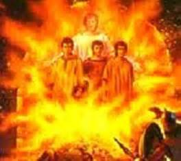 Image result for fiery furnace daniel