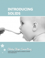 Book Review: Introducing Solids by Dawwn Whittaker