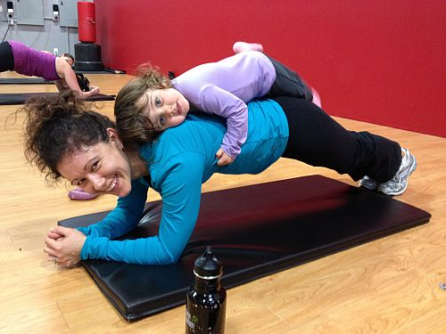 Mom Friendly Fitness at Bodies by London in Port Coquitlam