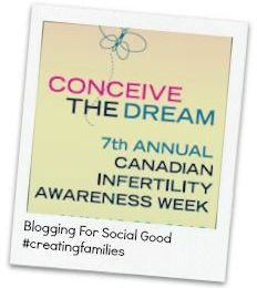 On Canadian Infertility Awareness Week