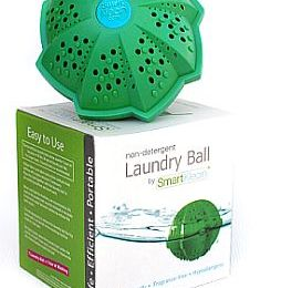 SmartKlean Laundry Ball Review & Giveaway