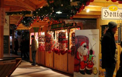 Vancouver Christmas Market – A Family Favourite
