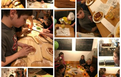 Kids Birthday Party & Giveaway at Rocky Mountain Flatbread