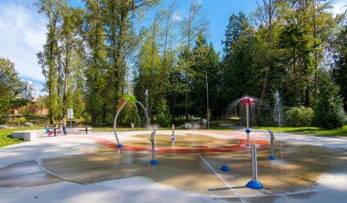 best spray parks