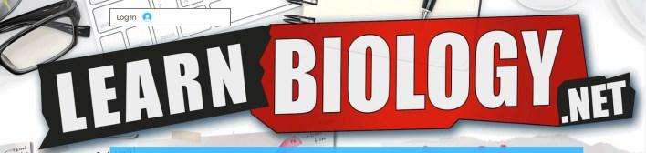 موقع Learnbiology.net