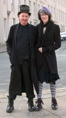 goth couple 18