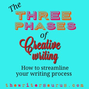 3 Phases of Creative Writing