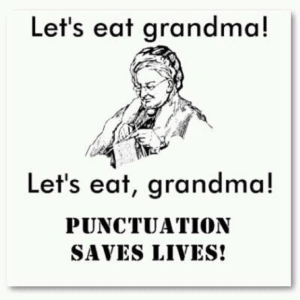 Why Punctuation Is Important