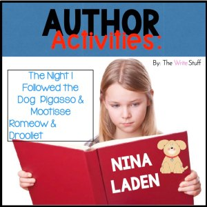 Author Activities: Nina Laden
