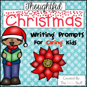 Thoughtful Christmas Writing Prompts