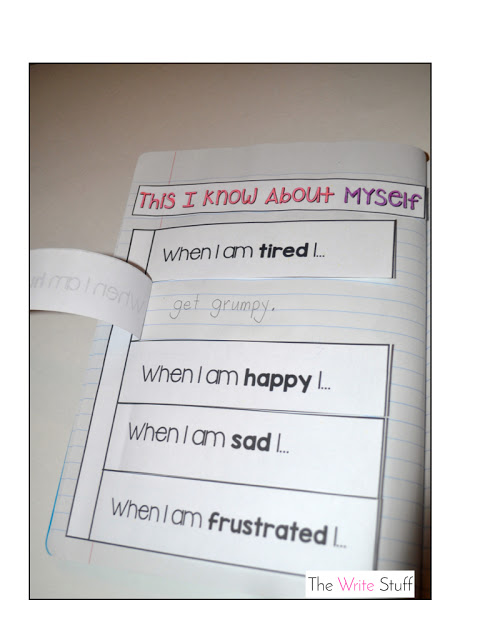 Interactive mindful notebooks for the classroom