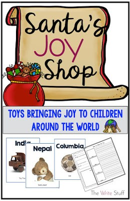 Santa's Joy Shop