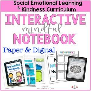 Mindfulness Notebook