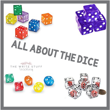 All about the dice