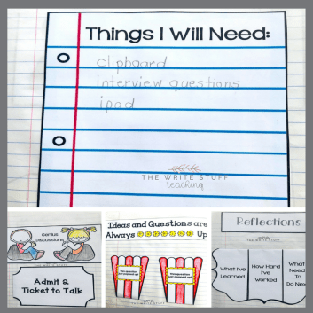 Genius Hour Interactive Notebook