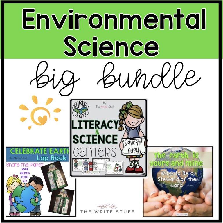 Earth Day Big Bundle