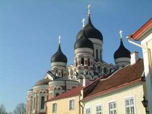 cathedral tallinn