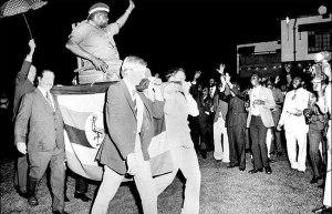 Idi Amin, Uganda, Africa, dictator, African dictator
