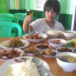 Swollen Like a Shady Magistrate: Chowing Down Burmese Style
