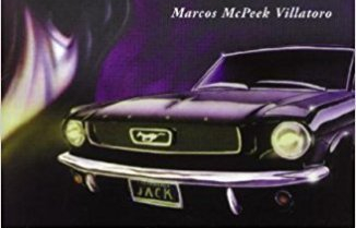 The Holy Spirit of My Uncle's Cojones, a novel by Marcos McPeek Villatoro