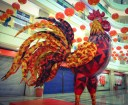image-rooster-pinata-at-a-mall