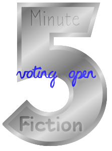 #5MinuteFiction voting image