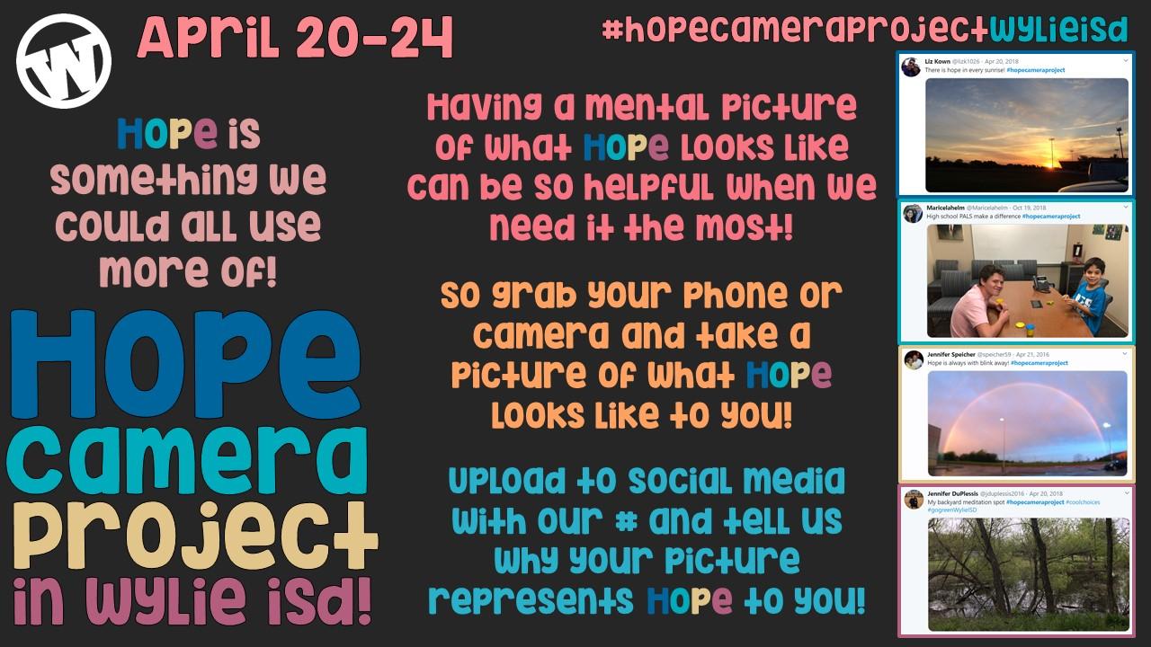 hopecameraproject2020