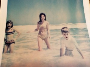 Florida, 1972ish. I love this photo.