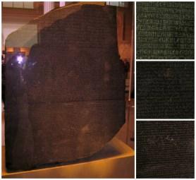 Rosetta Stone, the British Museum