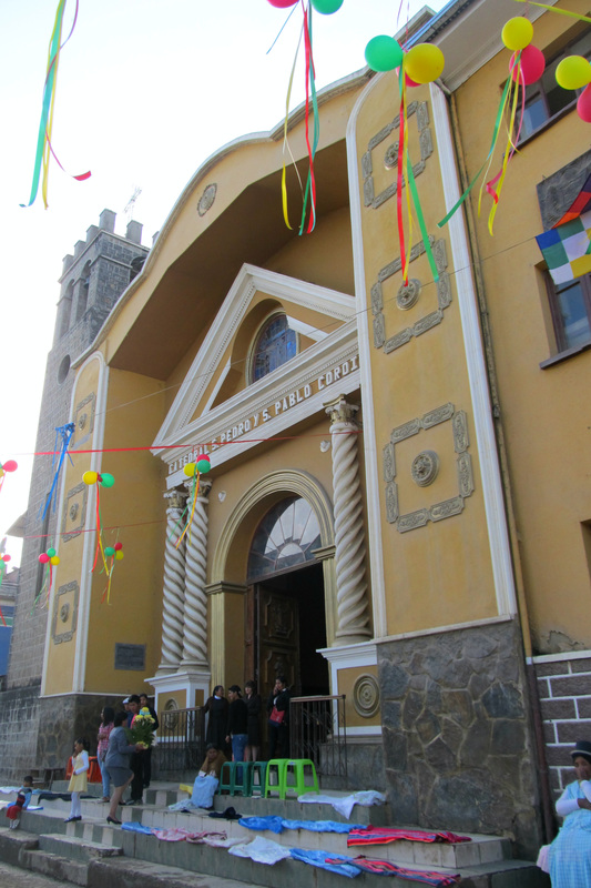 coroico destination main square
