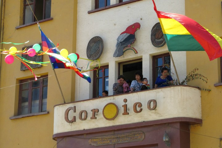 coroico destination main