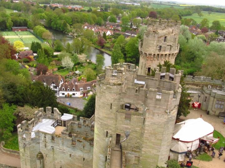 london destination warwick castle
