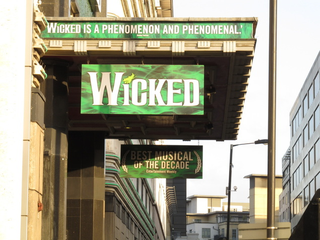 london destination wicked
