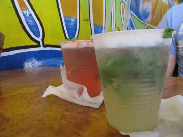 puerto rican mojitos