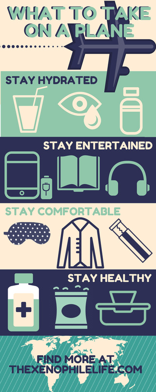 What to Take on a Plane