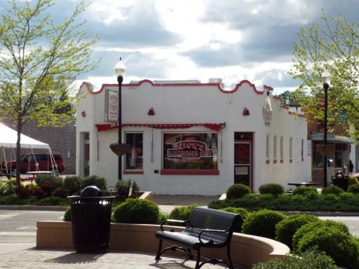 Nick's Hamburgers in Brookings SD