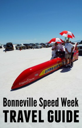 Bonneville Speed Week Travel Guide