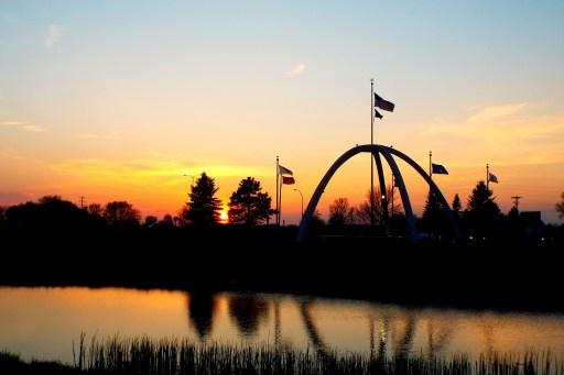 Brookings Veteran Memorial