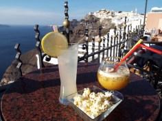 PK Bar, Fira, Santorini