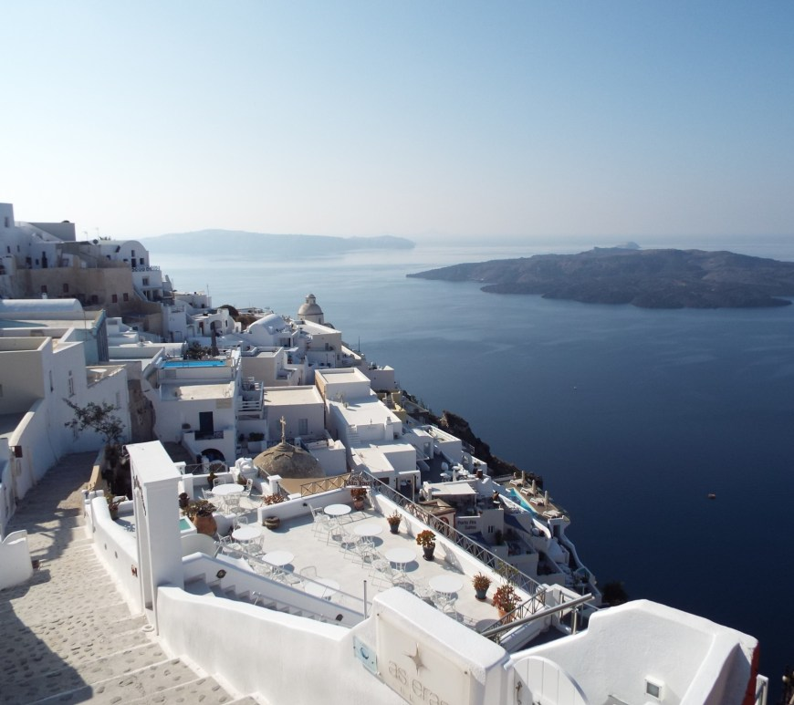 3 Days in Santorini, Greece