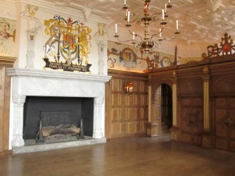Great Dining Hall, Edinburgh Castle