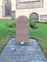 Grave of Greyfriars Bobby, Edinburgh