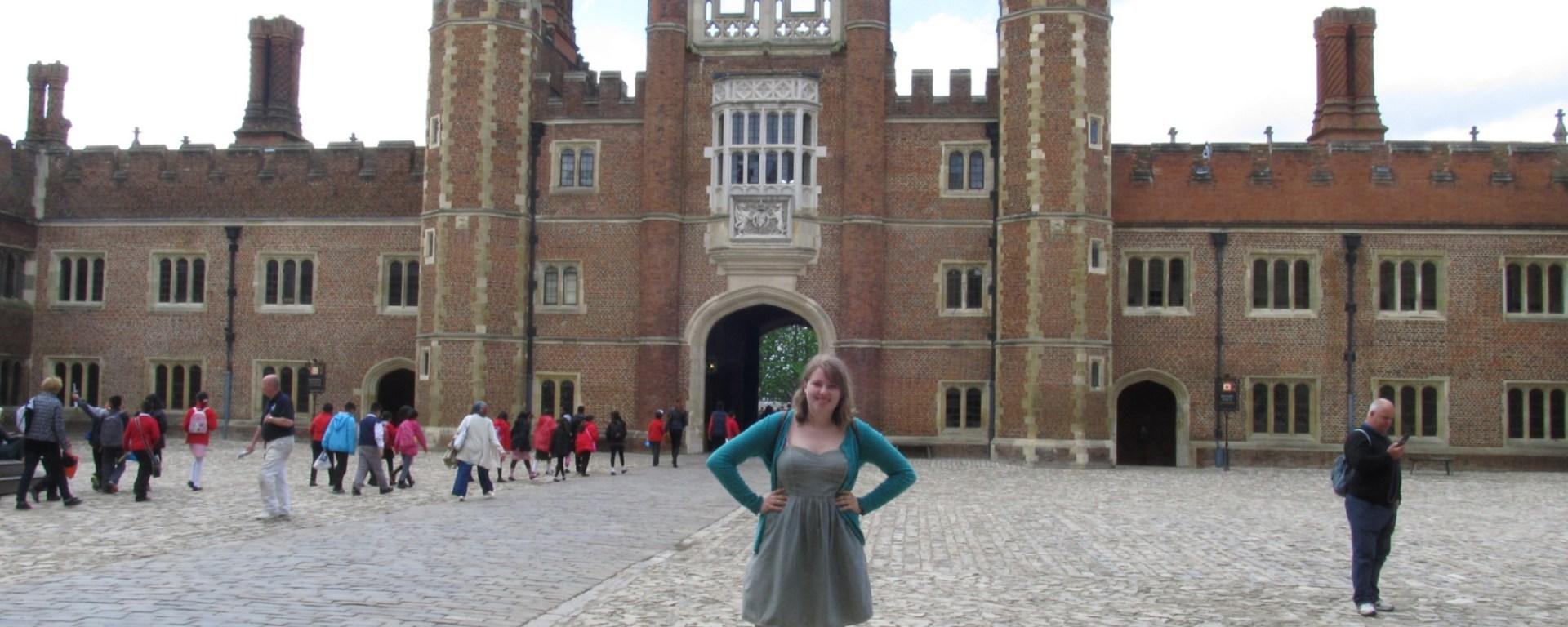 Hampton Court Palace, London