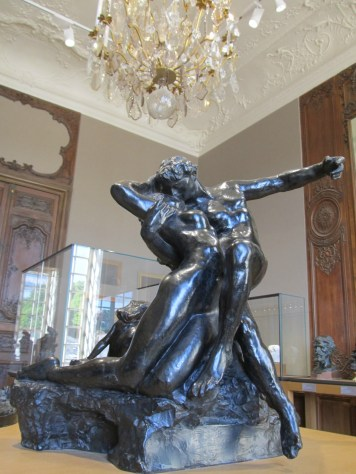 """Eternal Springtime"" by Auguste Rodin"