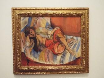 """""""Odalisque"""" by Henri Matisse"""