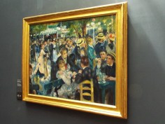 """Dance at Moulin de la Galette"" by Auguste Renoir"