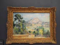 """Montagne Sainte-Victoire"" by Paul Cezanne"