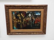 """Metamorphosis of Narcissus"" by Salvador Dali"