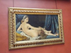 """Grand Odalisque"" by Jean-Auguste-Dominique Ingres"