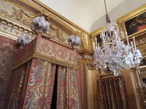 Bedchamber at Versailles